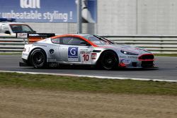 #10 Gigawave Motorsport Aston Martin DB9: Philipp Peter, Allan Simonsen