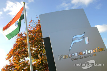 Force India F1 HQ, Silverstone, England