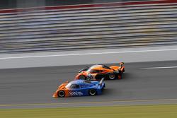 #12 RVO Motorsports Pontiac Riley: Justin Bell, Tonis Kasemets, Roger Schramm, #60 Michael Shank Racing Ford Riley: Oswaldo Negri, Mark Patterson