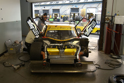 #22 Alegra Motorsports Porsche Riley: Cristiano da Matta, Ryan Dalziel, Carlos de Quesada, Jean-François Dumoulin