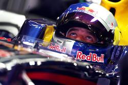 Sébastien Loeb, Test Driver, Red Bull Racing