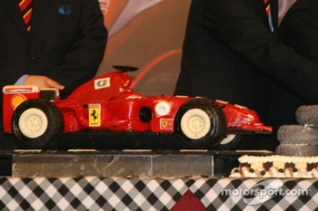 55th Macau Grand Prix cake