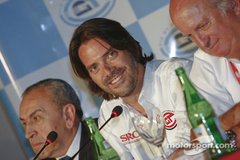 Press conference: Stéphane Ratel