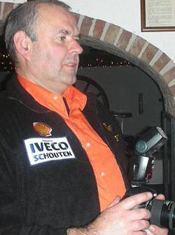 Team de Rooy: team doctor Ab van Erp