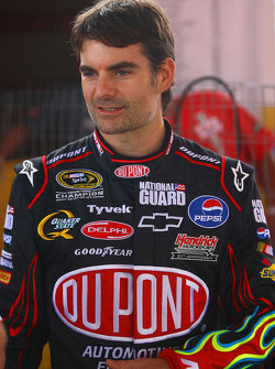 Jeff Gordon, NASCAR driver