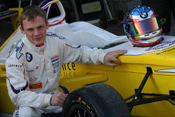 Ollie Millroy, Motaworld Racing photoshoot