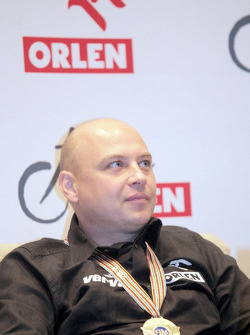 Orlen Team media presentation: Jacek Czachor