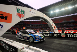 Quarter final, race 2: Sébastien Loeb vs Mattias Ekström
