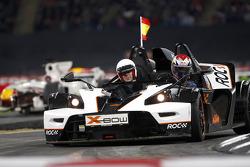 Heat, race 2: Jaime Alguersuari