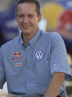 Volkswagen Motorsport: Eduard Weidl, technical director Volkswagen Motorsport