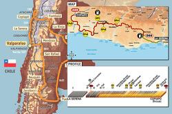 Stage 9: 2009-01-12, La Serena to Copiapo