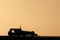 Jarno Trulli, Toyota F1 Team, in the new TF109