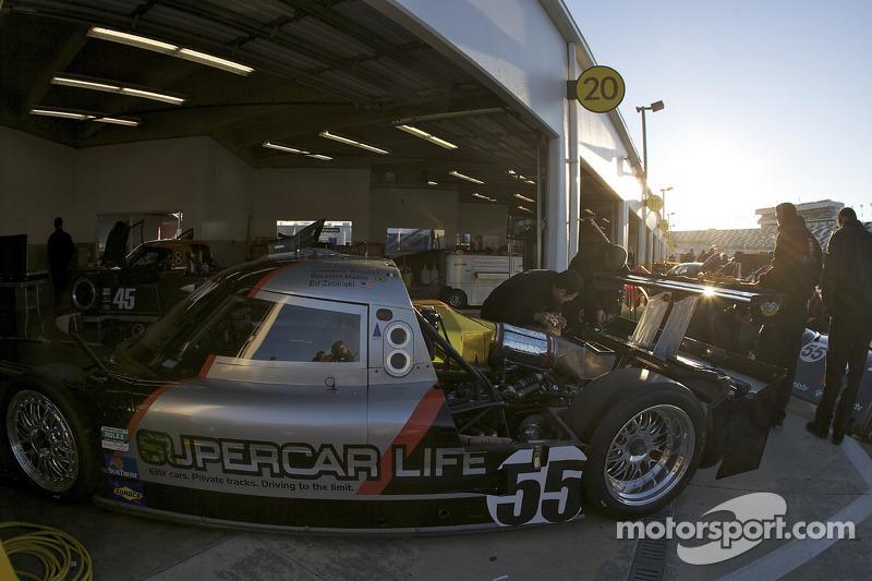#55 Level 5 Motorsports BMW Riley