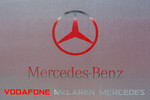 McLaren Mercedes truck