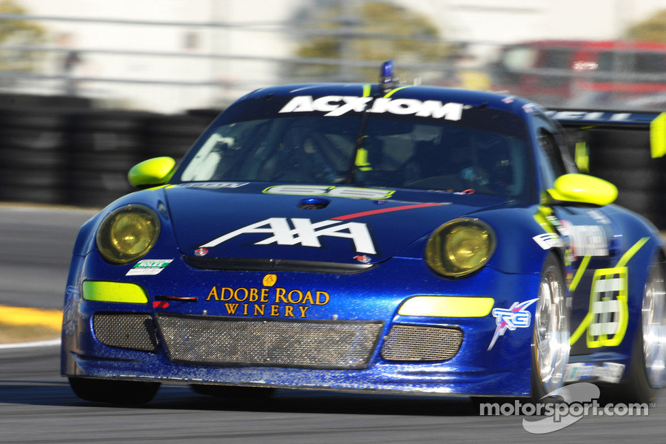 #66 TRG Porsche GT3: Ted Ballou, Emmanuel Collard, Tim George Jr., Richard Lietz, Spencer Pumpelly