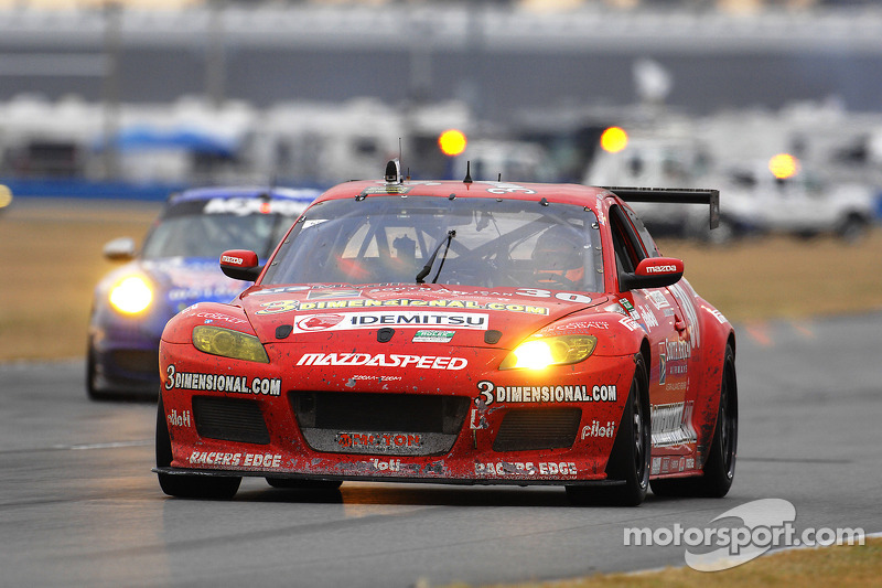 #30 Racers Edge Motorsports Mazda RX-8: Dane Cameron, Doug Peterson, Bryan Sellers, Dion von Moltke