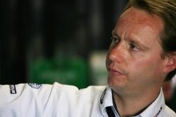 Gerry Hughes, A1GP Team Ireland Engineer