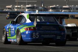 #85 Farnbacher Loles Racing Porsche GT3: Richard Campollo, Michael Gomez, Daniel Graeff, Wolf Henzler, Ron Yarab Jr.