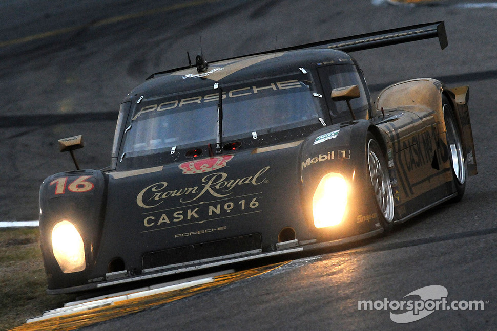 #16 Penske Racing Porsche Riley: Timo Bernhard, Ryan Briscoe, Romain Dumas