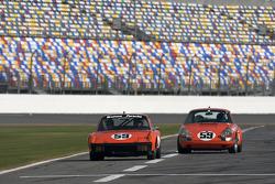 Porsche 914 and Porsche 911