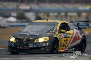 #07 Banner Racing Pontiac GXP.R: Kelly Collins, Paul Edwards, Jan Magnussen