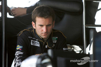 Romain Dumas in a pensive mood