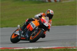 Dani Pedrosa ofRepsol Honda Team