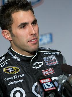 Aric Almirola, Earnhardt Ganassi Racing Chevrolet
