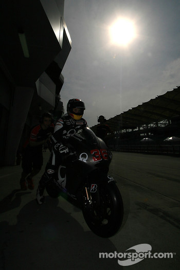 Mika Kallio of Pramac Racing