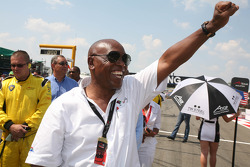 Tokyo Sexwale, Seat Holder A1 Team South Africa