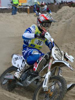 #36 Mc Mas Rillier Yamaha 450 4T: Julien Tavernier