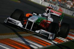 Adrian Sutil, Force India F1 Team, VJM-02, VJM02, VJM 02