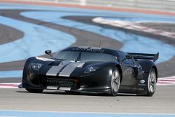 #44 Matech GT Racing Ford GT: Thomas Mutsch