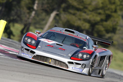 #14 K Plus K Motorsport Saleen S7: Karl Wendlinger, Ryan Sharp