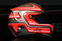 Vitantonio Liuzzi, driver of A1 Team Italy helmet