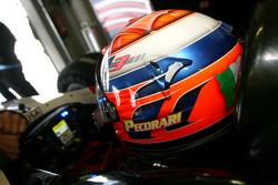 Robbie Pecorari , driver of A1 Team USA