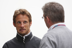 Jenson Button, Brawn GP, Ross Brawn Brawn GP Team Principal