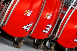 Ferrari equipment
