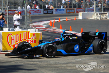 Danica Patrick, Andretti Green Racing
