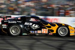 #28 LG Motorsports Chevrolet Riley Corvette C6: Lou Gigliotti, Boris Said