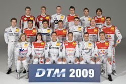 2009 DTM presentation, Dusseldorf, Germany