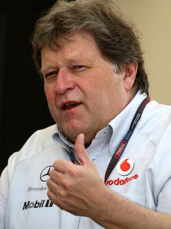 Norbert Haug, Mercedes, Motorsport
