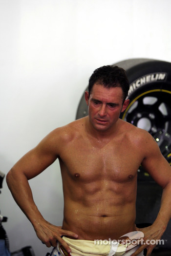 Gianni Morbidelli Palm Racing