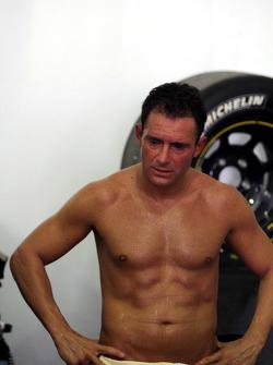 Gianni Morbidelli Palm Racing