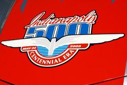 2009 Indianapolis 500 2010 Chevrolet Camaro pace car presentation