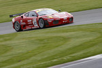 #51 AF Corse Ferrari 430 GT2: Alvaro Barba Lopez, Niki Cadei