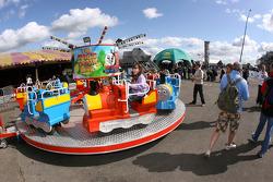 Amusement park for kids