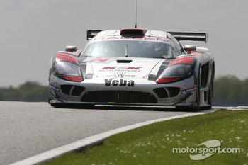 #14 K plus K Motorsport Saleen S7R: Karl Wendlinger, Ryan Sharp