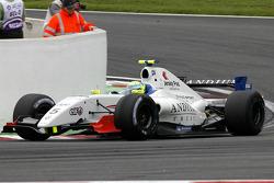 #5 P1 Motorsport: James Walker