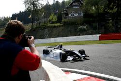 #22 Epsilon Euskadi: Chris Van Der Drift